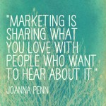 What is book marketing?