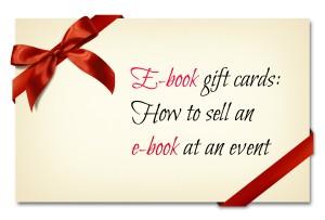 E-book gift cards