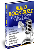 Build Book Buzz Publicity Forms & Templates