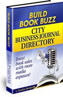 Build Book Buzz City Business Journal Directory