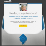LinkedIn's clever marketing gets people talking
