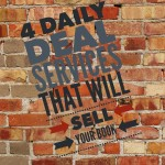 4 daily deal services that will sell your book