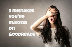 Goodreads mistakes