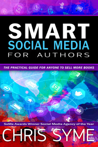 Smart Social Media for Authors book cover