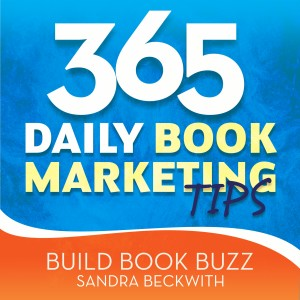 365 Daily Book Marketing Tips