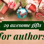 29 awesome gifts for authors