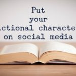 Put your fictional characters on social media