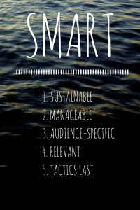 SMART social media for authors 2