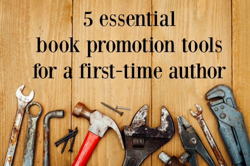 book promotion tools