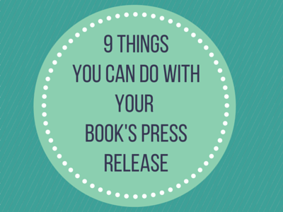 writing a press release for a book