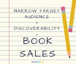 The formula for more book sales