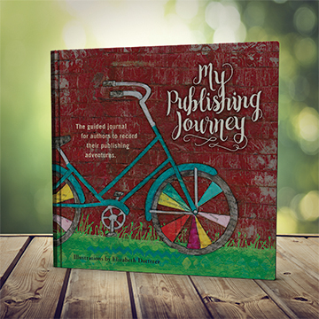 My Publishing Journey front cover
