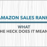 Amazon sales rank: What the heck does it mean?