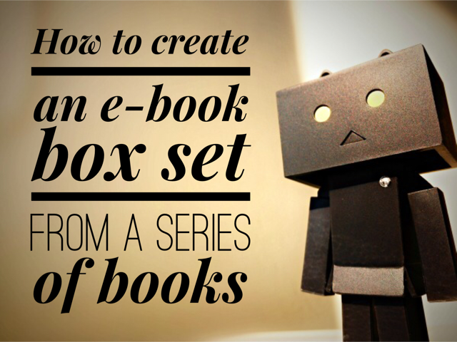 e-book box set