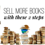 Sell more books with these 2 steps