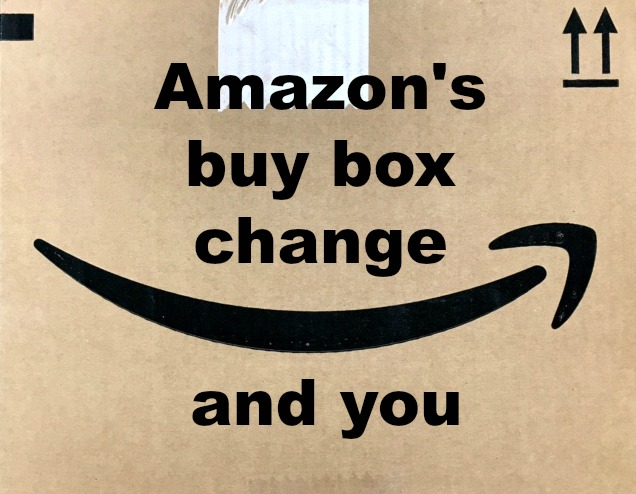 Amazon's buy box change