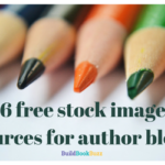 6 free stock image sources for author blogs