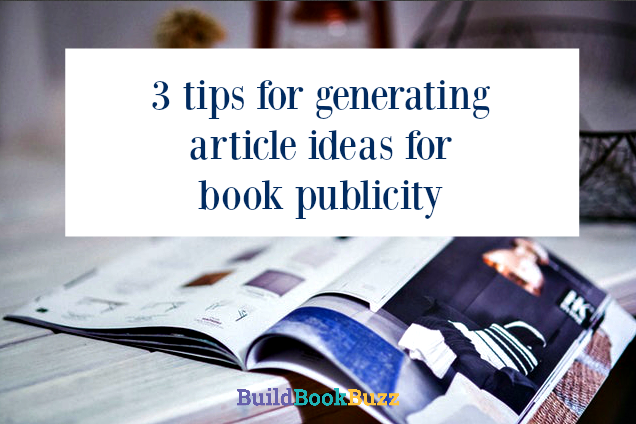 generating article ideas