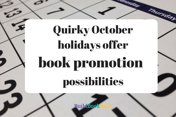 book promotion possibilities