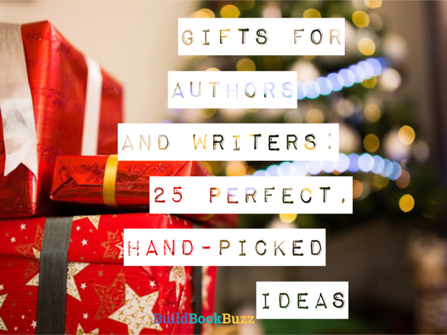 Gifts for authors and writers 25 perfect hand picked ideas our third annual best gifts for authors and writers list is certain to help you find just the right writer gift this holiday season negle Gallery