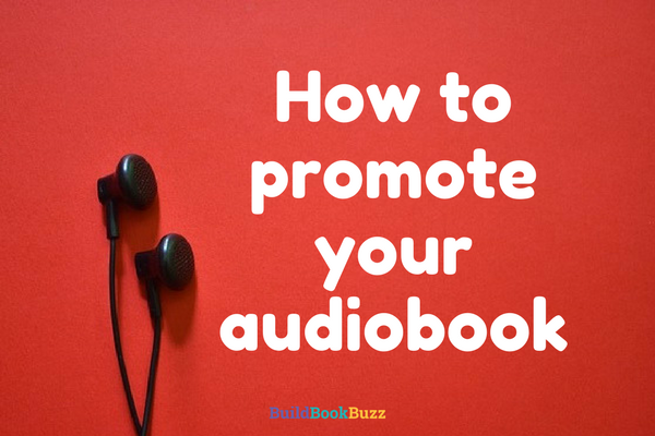 promote your audiobook