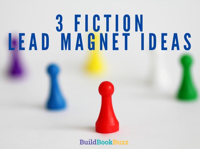 fiction lead magnet