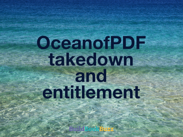 OceanofPDF takedown