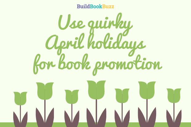 quirky April holidays
