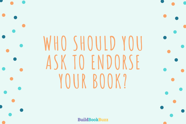 endorse your book