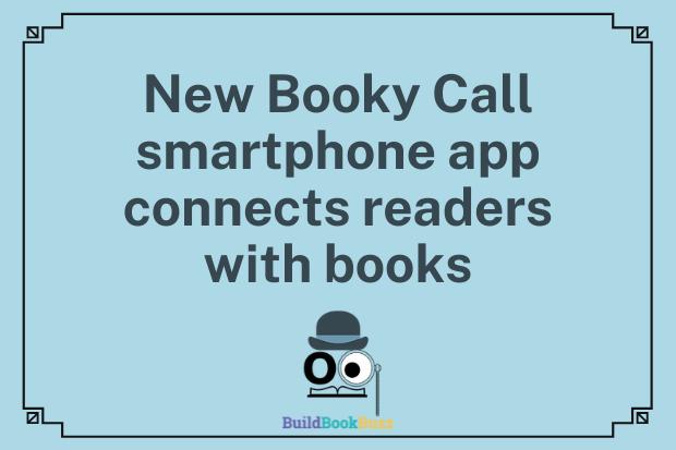 Booky Call smartphone app